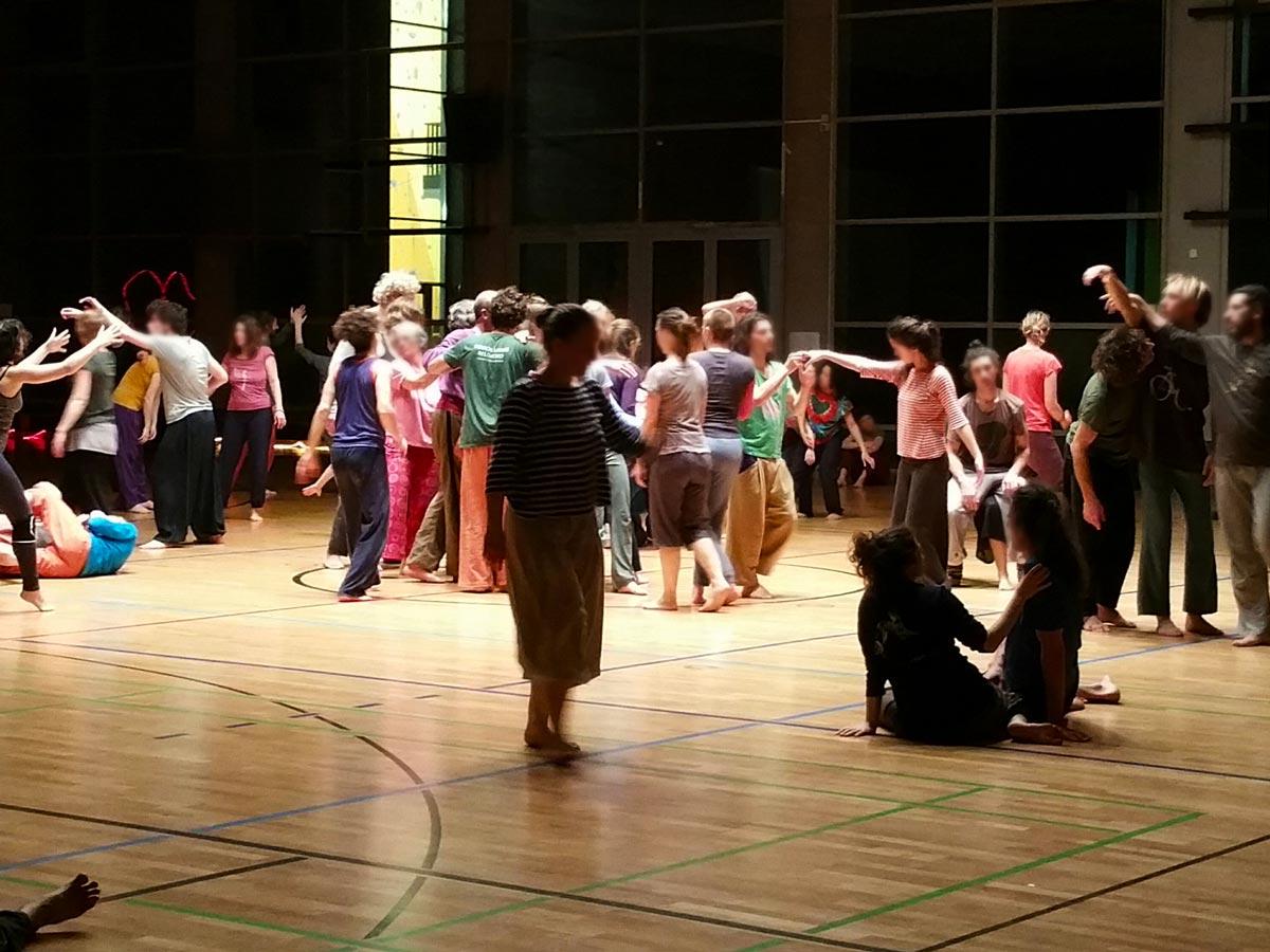 Termine, Seminare, Ausbildung, Angebote - Tanz Ritual Berlin